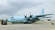 Máy bay Nhật Bản mất tích