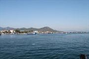 Sà lan chìm gây trở ngại tại cảng Đề Gi, Bình Định