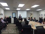 Thúc đẩy hợp tác giữa doanh nghiệp Việt Nam và New Zealand