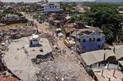 Ecuador lại rung chuyển vì động đất