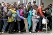 Bát nháo nạn phe vé tại bệnh viện Trung Quốc