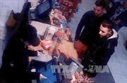 Nghi can khủng bố Paris Abdeslam bị buộc tội