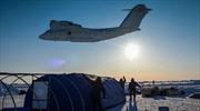 Lính dù Nga thách thức thời tiết Bắc Cực