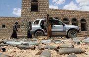 Chính phủ Yemen tạm ngừng đàm phán với phiến quân Houthi