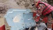 Tìm thấy mảnh vỡ trực thăng rơi tại Malaysia