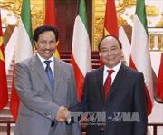 Thủ tướng Kuwait kết thúc tốt đẹp chuyến thăm Việt Nam