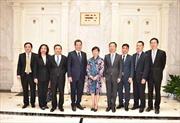 Thúc đẩy ngoại giao nhân dân Việt Nam-Trung Quốc