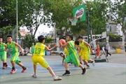 Khai mạc Giải bóng rổ Festival trường học TP Hồ Chí Minh
