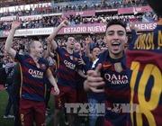 Barcelona vô địch La Liga