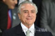 Tổng thống lâm thời Brazil thừa nhận uy tín thấp