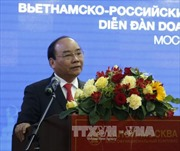 Thủ tướng dự Diễn đàn doanh nghiệp Việt - Nga