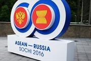 """Nấc thang"" mới trong quan hệ Nga-ASEAN"