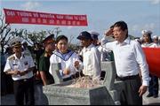 Tự hào Công viên Đại tướng Võ Nguyên Giáp giữa Trường Sa