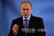 Tổng thống Nga thảo luận với lãnh đạo ASEAN về thúc đẩy hợp tác