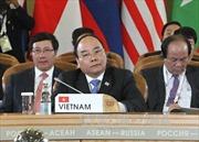 Toàn văn phát biểu của Thủ tướng tại Hội nghị ASEAN-Nga