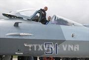 Nga trang bị chiến đấu cơ T-50 cho không quân