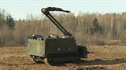 Nga thử nghiệm các robot trinh sát