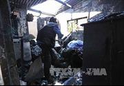Nghệ An: Nhà riêng cháy lớn, hai vợ chồng tử vong