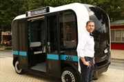 Xe buýt được sản xuất bằng công nghệ in 3D