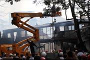 Hỏa hoạn thiêu rụi 2 căn nhà ở Buôn Ma Thuột