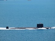 Tàu ngầm Trung Quốc bất ngờ xuất hiện ở Eo biển Malacca