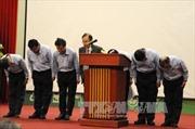 Phát biểu xin lỗi của Chủ tịch HĐQT Formosa Hà Tĩnh