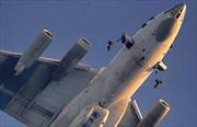 Máy bay cứu hộ Il-76 chở 11 người mất tích