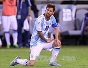 Messi quyết định quay lại đội tuyển quốc gia