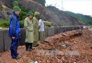 2 người thương vong do mưa lớn ở Hạ Long
