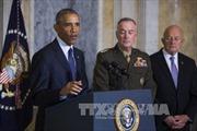 Mỹ duy trì 8.400 quân tại Afghanistan tới 2017