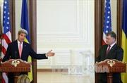 Ngoại trưởng Mỹ nêu quan điểm về xung đột ở Đông Ukraine