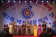 Sôi động Ngày văn hoá Việt Nam tại Hàn Quốc