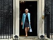 Hôm nay, bà Theresa May trở thành Thủ tướng Anh