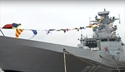 Trung Quốc cuống cuồng tung tàu khu trục mới sau phán quyết Biển Đông