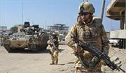 Anh tăng gấp đôi số binh sĩ huấn luyện ở Iraq