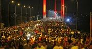 Tiếp tục biểu tình phản đối đảo chính ở Thổ Nhĩ Kỳ