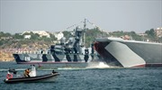 Các hạm đội khoe sức mạnh nhân ngày Hải quân Nga
