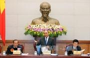 Chính phủ nhiệm kỳ mới họp phiên thường kỳ đầu tiên