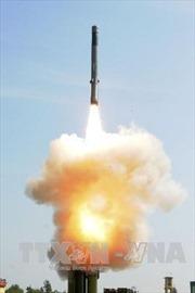 Ấn Độ đưa tên lửa siêu thanh BrahMos ra biên giới Ấn-Trung
