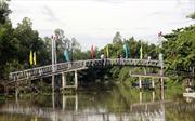 Khánh thành cầu dây văng tại Kiên Giang