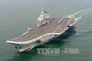 Trung Quốc phô diễn tàu sân bay Liêu Ninh với nhiều tính năng chiến đấu