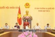 Ủy ban Thường vụ Quốc hội họp xem xét Luật Cảnh vệ