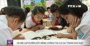 Hà Nội lập đường dây nóng chống thu-chi sai trong giáo dục