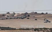 Xe tăng Thổ Nhĩ Kỳ băm vằm 70 mục tiêu IS