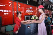 Vietjet tôn vinh nét đẹp Hoa hậu Việt Nam 2016