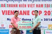 Tuổi trẻ Việt Nam tại Lào phát huy truyền thống tương thân tương ái