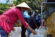 Xây 24 công trình cấp nước cho đồng bào Khmer
