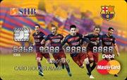 SHB phát hành thẻ tín dụng đồng thương hiệu SHB – FCB MasterCard