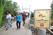 Khánh thành cây cầu thứ 10 do Tân Hiệp Phát tài trợ
