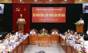 Hội nghị mở rộng lần thứ 5 BCH Đảng bộ Khối các cơ quan Trung ương